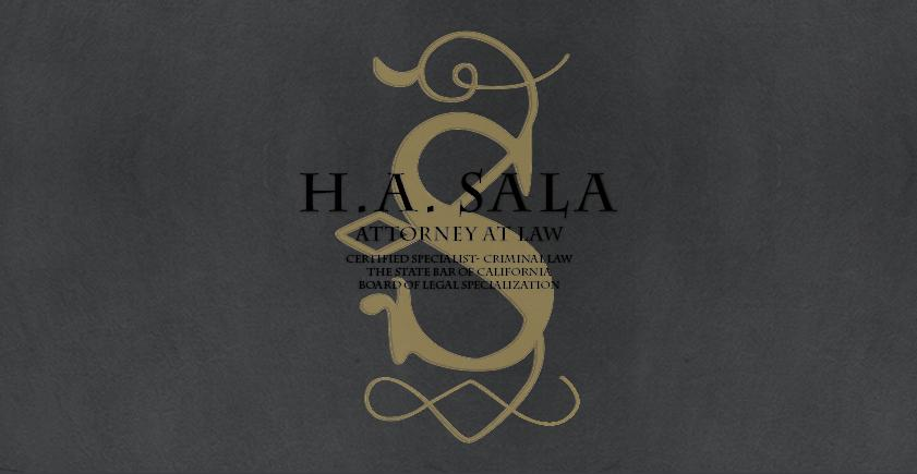 H.A. Sala, a Professional Law Corporation, located ...